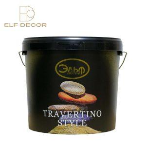 Travertino Style Elf-Decor